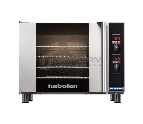 Turbofan E31D4 – Half Size Tray – Digital Electric Convection Oven | Convection Ovens