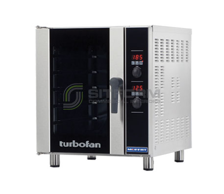 Turbofan E33D5 – Half Size – Digital Electric Convection Oven | Convection Ovens