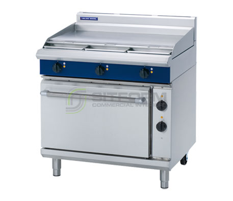 Blue Seal Evolution Series E506A – 900mm Electric Range Static Oven | Ranges