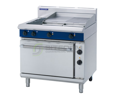 Blue Seal Evolution Series E506B – 900mm Electric Range Static Oven | Ranges