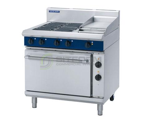 Blue Seal Evolution Series E506C – 900mm Electric Range Static Oven | Ranges