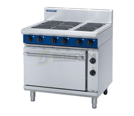 Blue Seal Evolution Series E506D – 900mm Electric Range Static Oven | Ranges