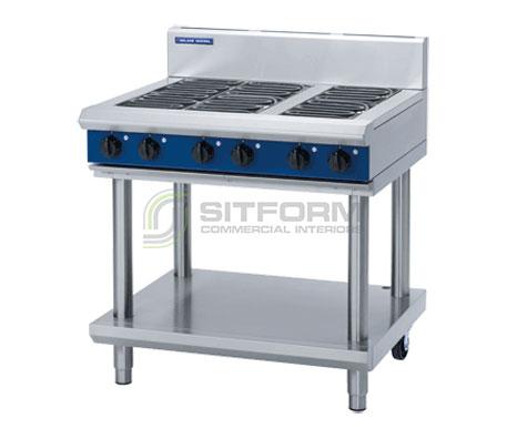 Blue Seal Evolution Series E516D-LS – 900mm Electric Cooktop Leg Stand | Cooktops
