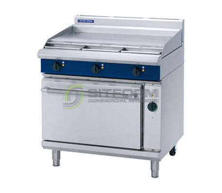 Blue Seal Evolution Series E56A – 900mm Electric Range Convection Oven   Ranges