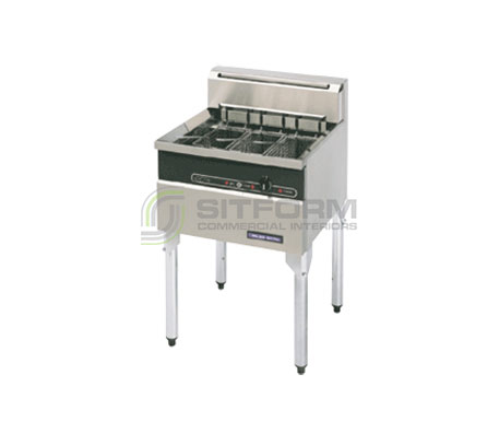 Blue Seal Evolution Series E603 – 600mm Electric Fish Fryer | Fryers