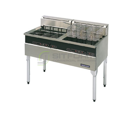 Blue Seal Evolution Series E604 – 600mm Electric Fish Fryer | Fryers