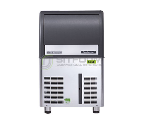 Scotsman ECM 87 AS – 38kg Ice Maker – EcoX Ice Makers | Ice Maker