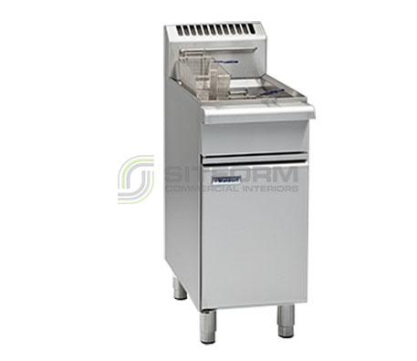 Waldorf 800 Series FN8118G – 400mm Gas Fryer | Fryers