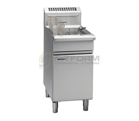 Waldorf 800 Series FN8120G – 450mm Gas Fryer | Fryers