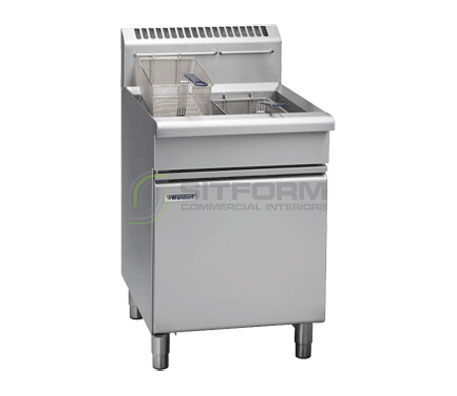 Waldorf 800 Series FN8130G – 600mm Gas Fryer | Fryers