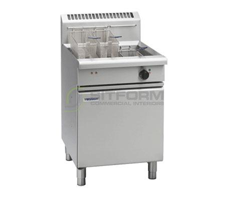 Waldorf 800 Series FN8130G-HPO – 600mm Gas Fryer | Fryers