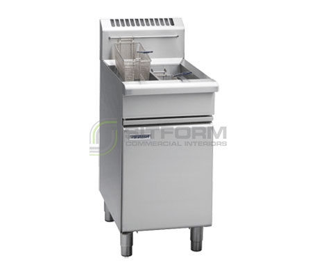 Waldorf 800 Series FN8226G – 450mm Gas Fryer | Fryers
