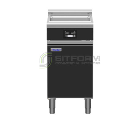 Waldorf Bold FNLB8127EE – 450mm Electric Fryer Low Back Version | Fryers
