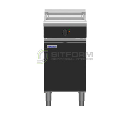 Waldorf Bold FNLB8127E – 450mm Electric Fryer Low Back Version | Fryers
