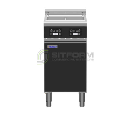 Waldorf Bold FNLB8224EE – 450mm Electric Fryer Low Back Version | Fryers