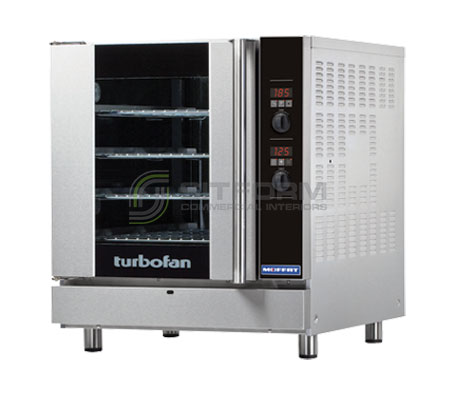 Turbofan G32D4 – Full Size Tray – Digital Gas Convection Oven | Convection Ovens