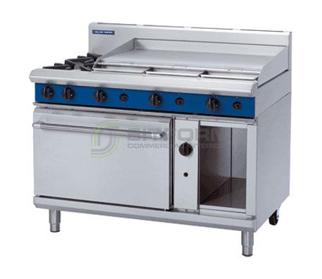 Blue Seal Evolution Series G508A – 1200mm Gas Range Static Oven | Ranges