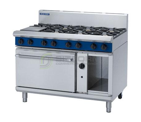 Blue Seal Evolution Series G508D – 1200mm Gas Range Static Oven | Ranges