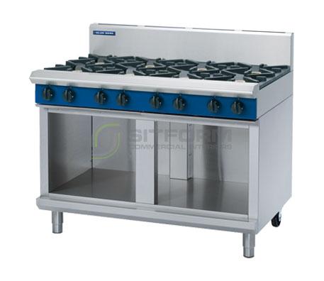 Blue Seal Evolution Series G518D-CB – 1200mm Gas Cooktop Cabinet Base | Cooktops