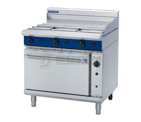 Blue Seal Evolution Series G56A – 900mm Gas Range Convection Oven | Ranges