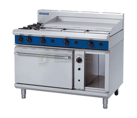Blue Seal Evolution Series G58A – 1200mm Gas Range Convection Oven   Ranges
