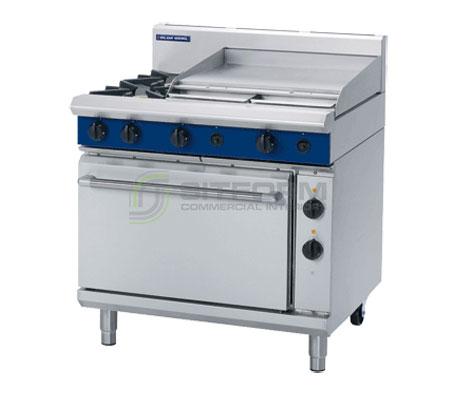 Blue Seal Evolution Series GE506B – 900mm Gas Range Electric Static Oven | Ranges