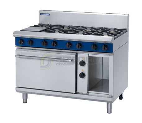 Blue Seal Evolution Series GE508D – 1200mm Gas Range Electric Static Oven | Ranges