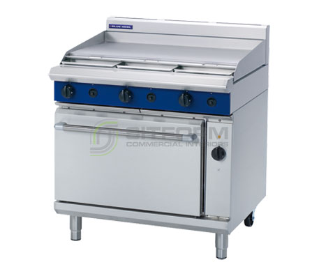 Blue Seal Evolution Series GE56A – 900mm Gas Range Electric Convection Oven | Ranges