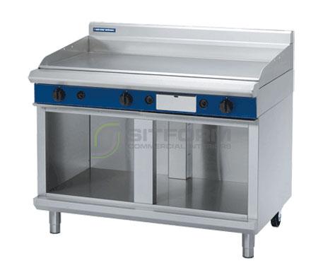 Blue Seal Evolution Series GP518-CB – 1200mm Gas Griddle Cabinet Base | Griddles
