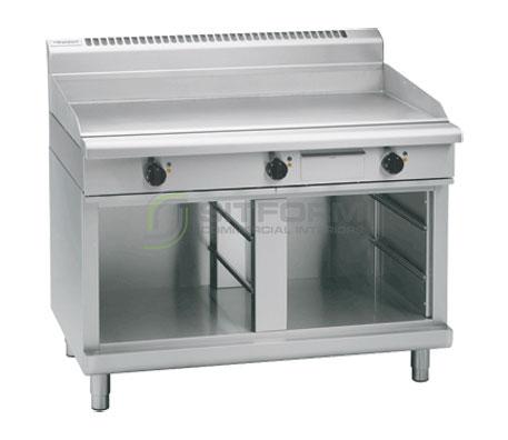 Waldorf 800 Series GP8120E-CB – 1200mm Electric Griddle – Cabinet Base | Griddles