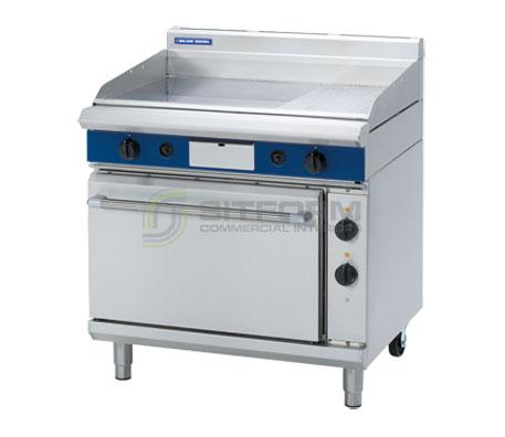 Blue Seal Evolution Series GPE506 – 900mm Gas Griddle – Electric Static Oven Range | Ranges