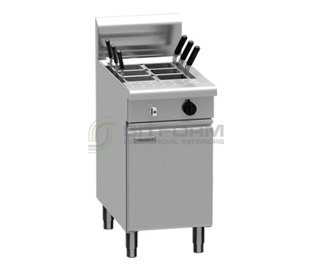 Waldorf 800 Series PC8140G – 450mm Gas Pasta Cooker | Pasta Cookers