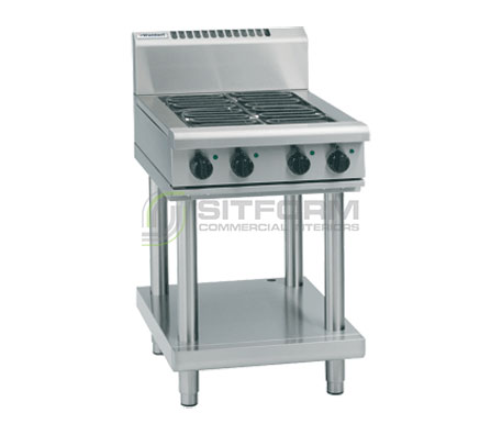 Waldorf 800 Series RN8400E-LS – 600mm Electric Cooktop Leg Stand | Cooktops