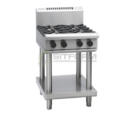 Waldorf 800 Series RN8400G-LS – 600mm Gas Cooktop Leg Stand | Cooktops