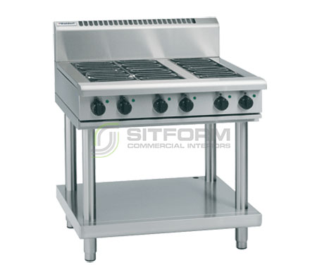Waldorf 800 Series RN8600E-LS – 900mm Electric Cooktop Leg Stand | Cooktops