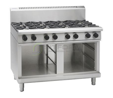 Waldorf 800 Series RN8800G-CB – 1200mm Gas Cooktop Cabinet Base | Cooktops