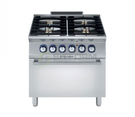 Electrolux 700XP E7GCGH4CGA – 4 Burner Gas Range on Gas Oven | Ranges
