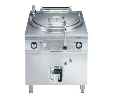 Electrolux 900XP E9BSEHIRFO – 150L Electric Boiling Pan Kettle | Boiling Pans