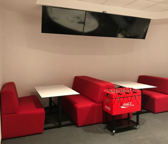 Booth Seating LB3 | Commercial Booth Seats | Commercial Furniture & Fit Outs