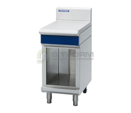 Blue Seal Evolution Series B45-CB – 450mm Bench Top Cabinet Base | Work Benches | Restaurant & Kitchen Equipment