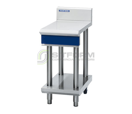 Blue Seal Evolution Series B45-LS – 450mm Bench Top Leg Stand | Work Benches | Restaurant & Kitchen Equipment