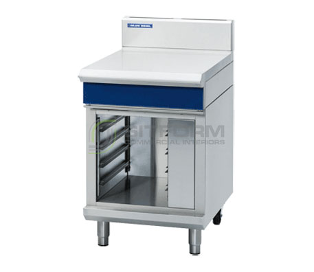 Blue Seal Evolution Series B60-CB – 600mm Bench Top Cabinet Base | Work Benches | Restaurant & Kitchen Equipment