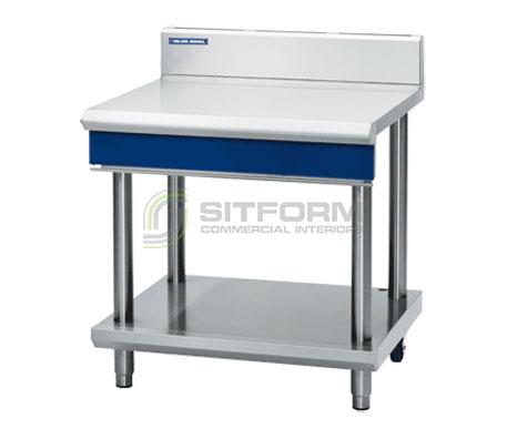 Blue Seal Evolution Series B90-LS – 900mm Bench Top Leg Stand | Work Benches | Restaurant & Kitchen Equipment