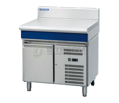 Blue Seal Evolution Series B90-RB – 900mm Bench Top Refrigerated Base | Work Benches | Restaurant & Kitchen Equipment
