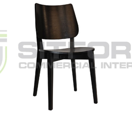 Genoa Chair – Timber Seat | Timber Chairs