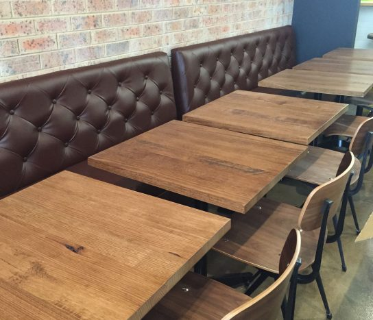 Booth Seating MB25 | Commercial Booth Seats | Commercial Furniture & Fit Outs
