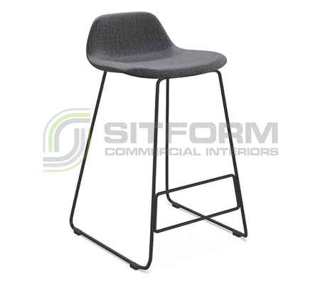 Mozzie Counter Stool – Black (650 Seat Hight) | Stools