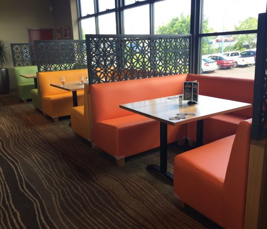 Booth Seating MB19 | Commercial Booth Seats | Commercial Furniture & Fit Outs