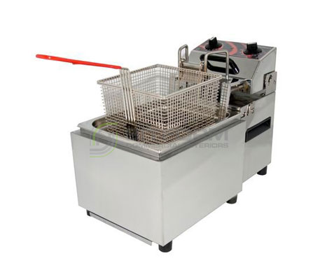 Woodson W.FAS80 – Auto Lift Fryer with 8 Litre Pan | Fryers