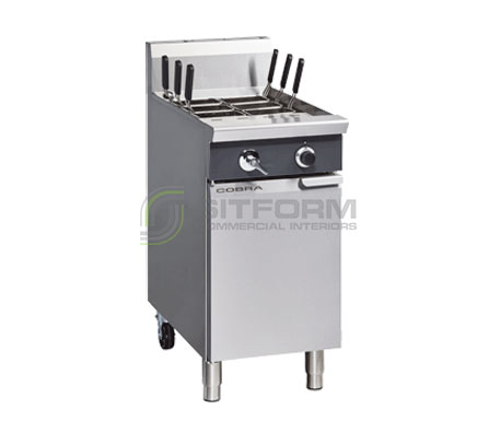Cobra CP4 – 450mm Gas Pasta Cooker | Commercial Equipment
